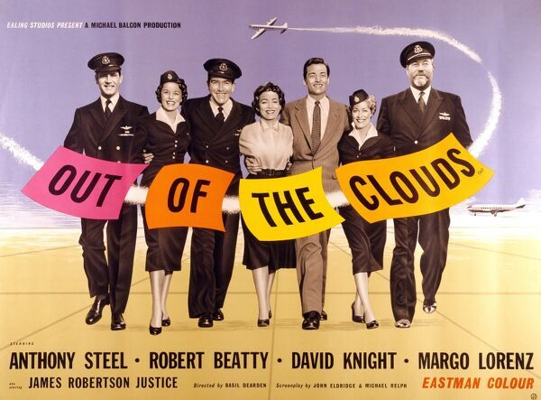 Out of the clouds UK theatrical Quad