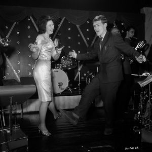 A dance hall scene from Billy Liar (1963)