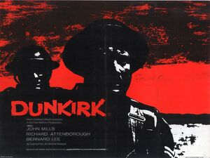 DUNKIRK (1958) (Gallery of 26 Items)