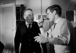 A family argument scene in Billy Liar (1963)
