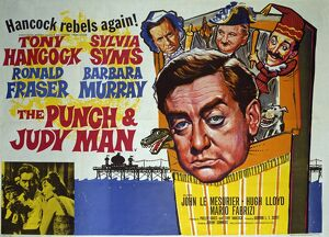 Punch and Judy Man (The) (1963)