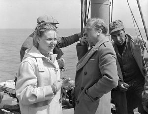 Sheila Sim and Richard Attenborough
