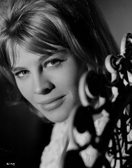 A wonderful portrait of Julie Christie from Billy Liar (1963)