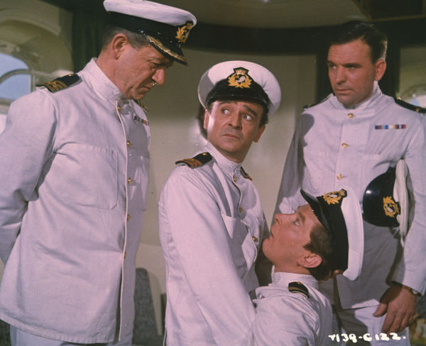 Studiocanal CARRY ON CRUISING (1962)