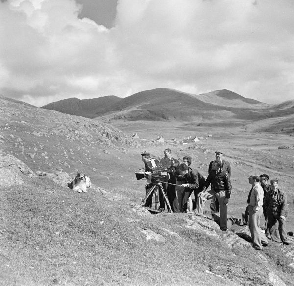 on the isle of Barra in 1949