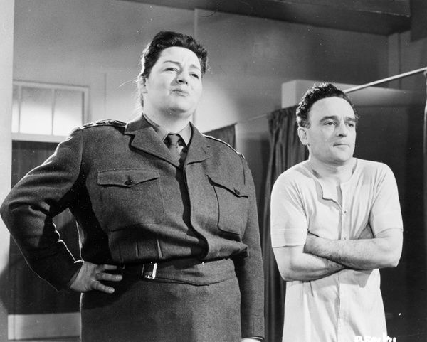 in Carry On Sergeant (1958)