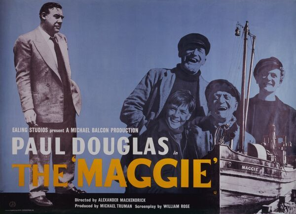 The Maggie UK Theatrical Quad