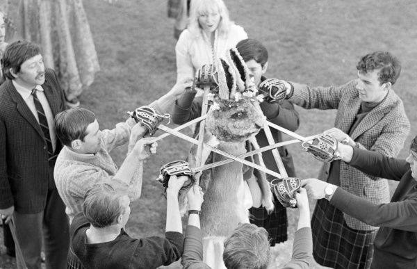 The Wicker Man. wic1973_bw_neg_ 05