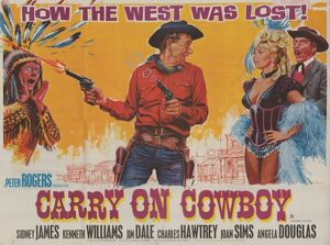 Carry On Cowboy