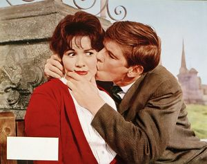 A colour front of the house image from Billy Liar (1963)