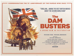 dam busters 2018 re release quad artwork
