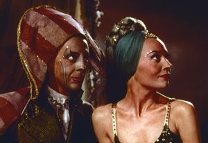 Dappertutto and Giuletta from the film Tales of Hoffmann