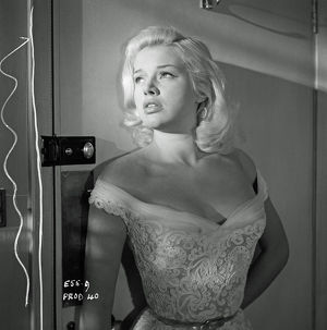 Diana Dors as Mary Hilton