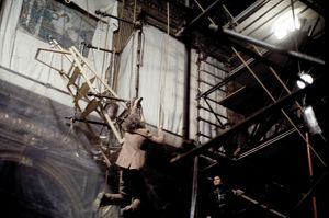 dont look 1973/trans/donald sutherland dangles scaffolding scene dont