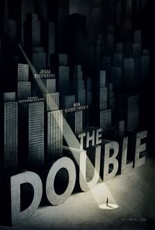 The Double (2013) Teaser poster