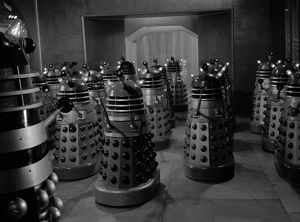Dr Who and The Daleks (1965)