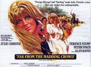 <b>Far From The Madding Crowd (1967)</b><br>Selection of 53 items