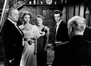 A group shot from An Inspector Calls (1954)