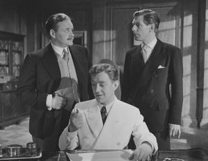 Howard Marion Crawford Michael Gough and Alec Guinness
