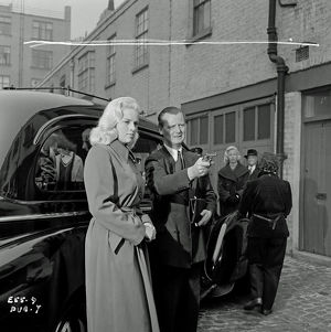 J. Lee Thompson directs Diana Dors