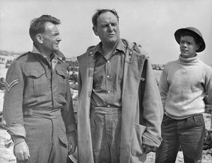John Mills Bernard Lee and Sean Barrett