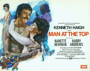 <b>Man at the top (1973)</b><br>Selection of 1 items