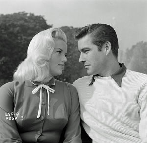 Mary Hilton and Jim Lancaster