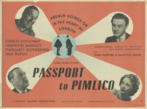 Passport to Pimlico (1949)