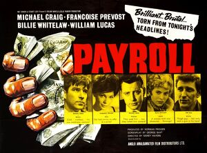 <b>PAYROLL (1961)</b><br>Selection of 1 items