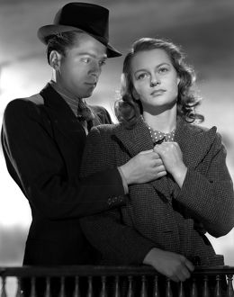Pinkie and Rose in Brighton Rock (1947)