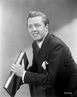 A portrait of Richard Attenborough