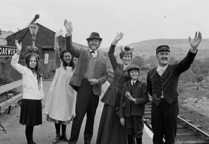 A production still image from The Railway Children (1970)