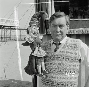 punch and judy man the 1963