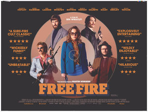 <b>Free Fire (2016)</b><br>Selection of 13 items