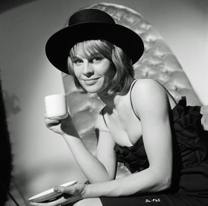 A radiant portrait of Julie Christie for Billy Liar (1963)
