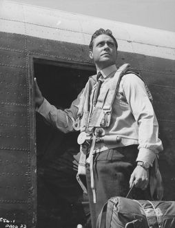 Richard Todd in The Dam Busters (1958)