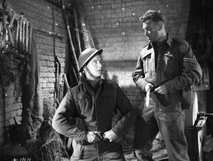 Robert Urquhart and John Mills