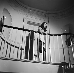 Sarah Miles in a scene from The Servant (1963)
