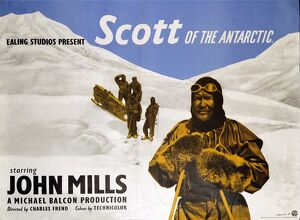 <b>SCOTT OF THE ANTARCTIC (1948)</b><br>Selection of 35 items