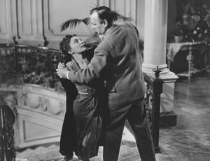 Sonia Dresdel and Ralph Richardson in The Fallen Idol (1948)