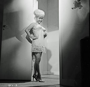 Barbara Windsor in a publicity shot