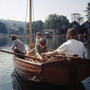 <b>SWALLOWS AND AMAZONS (1974)</b><br>Selection of 11 items