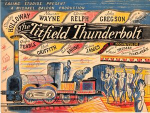 <b>TITFIELD THUNDERBOLT (1953)</b><br>Selection of 255 items