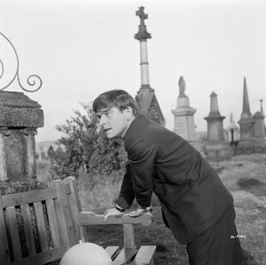 Tom Courtenay in a scene from Billy Liar (1963)
